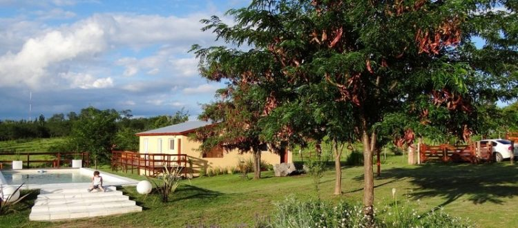 Villa silvina