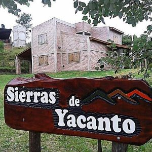 Sierras de Yacanto