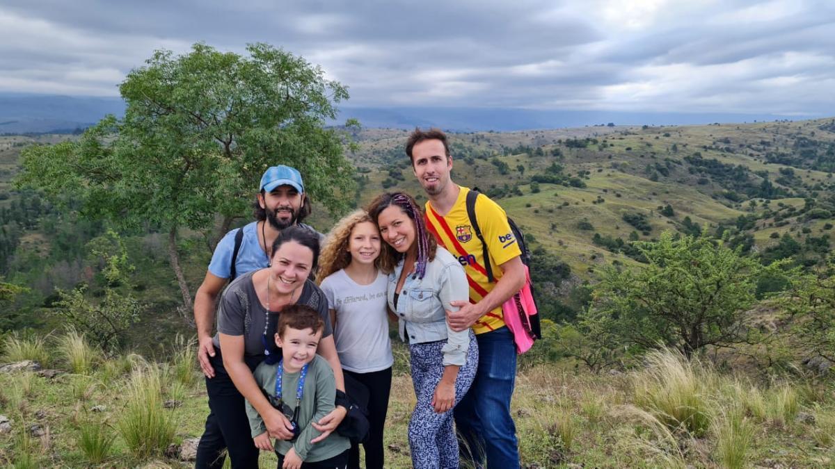 Cumbre Cerro Los Guanacos